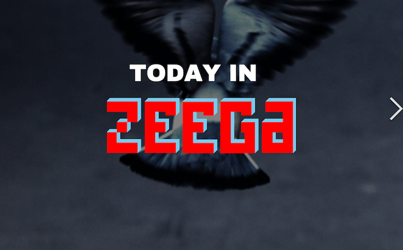 Today in Zeega