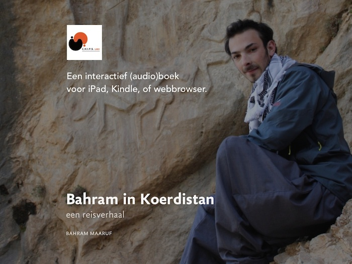 Bahram in Koerdistan - nu beschikbaar