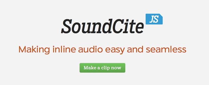 SoundCiteJS