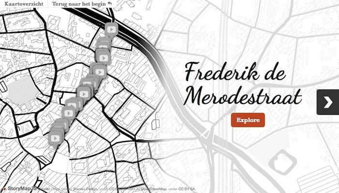 Frederik de Merodestraat