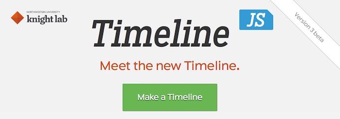 Timeline JS3