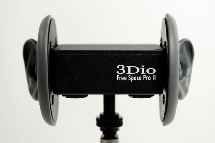 3DIO Free Space Pro II